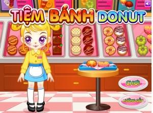 banh donut